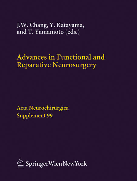 Advances in Functional and Reparative Neurosurgery - Coverbild