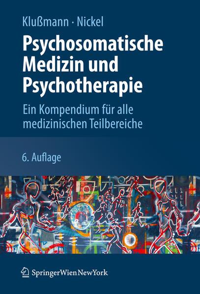 Psychosomatische Medizin und Psychotherapie - Coverbild
