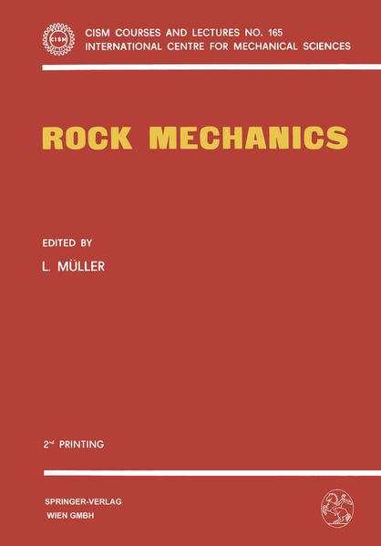 Rock Mechanics - Coverbild