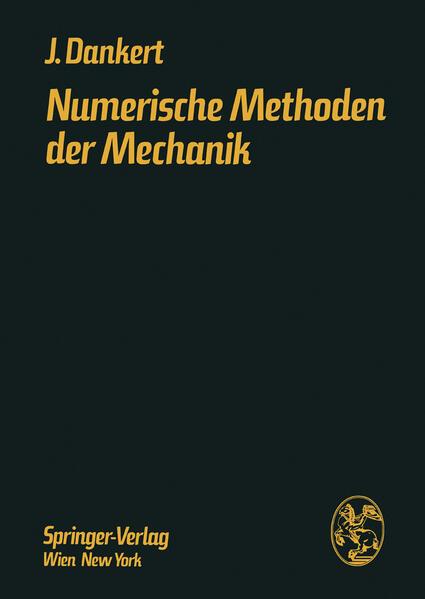 Numerische Methoden der Mechanik - Coverbild