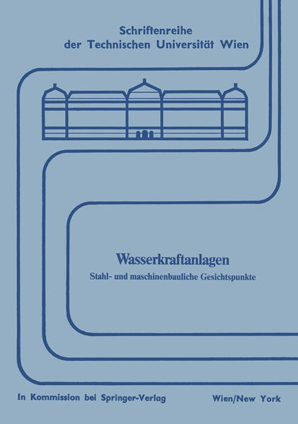Wasserkraftanlagen - Coverbild
