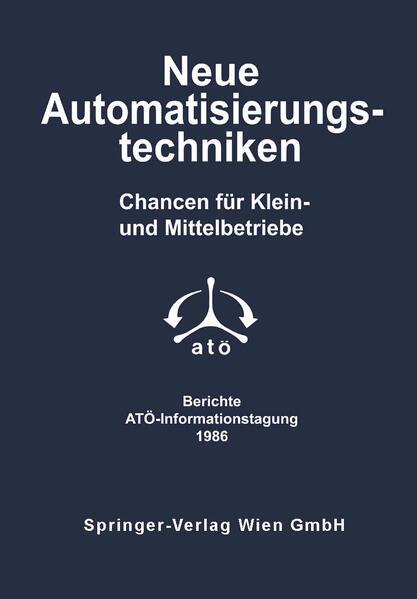 Neue Automatisierungstechniken - Coverbild