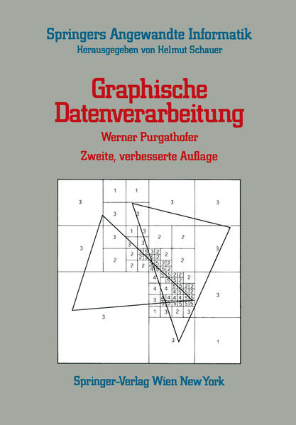 Graphische Datenverarbeitung - Coverbild