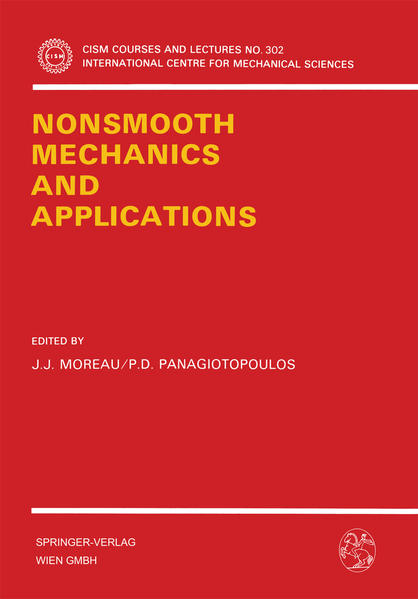 Nonsmooth Mechanics and Applications - Coverbild