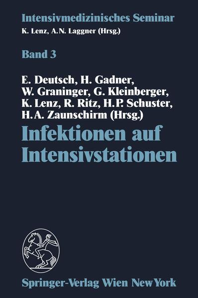 Infektionen auf Intensivstationen - Coverbild