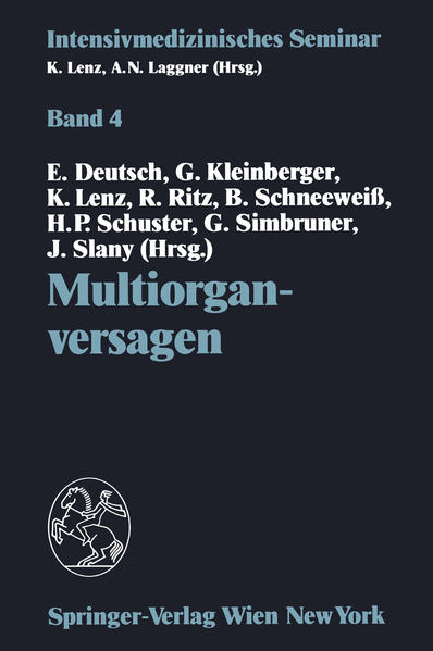 Multiorganversagen - Coverbild