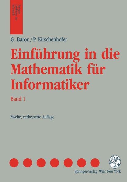 Einführung in die Mathematik für Informatiker - Coverbild