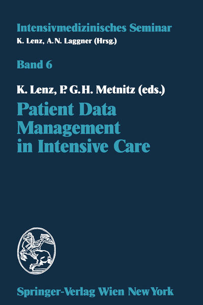 Patient Data Management in Intensive Care - Coverbild