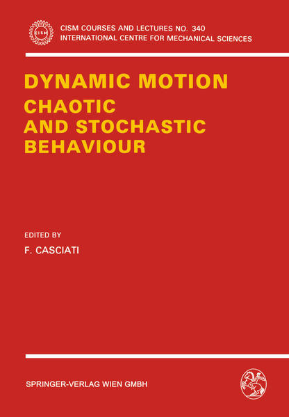 Dynamic Motion: Chaotic and Stochastic Behaviour - Coverbild