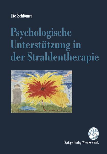 Psychologische Unterstützung in der Strahlentherapie - Coverbild