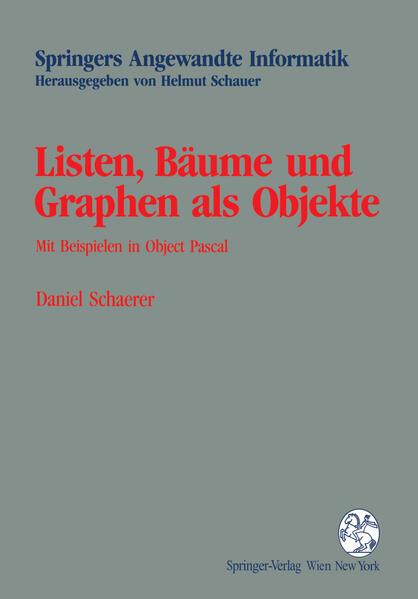 Listen, Bäume und Graphen als Objekte - Coverbild