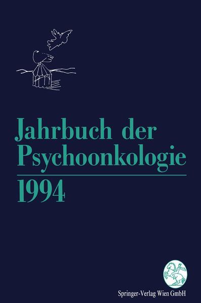 Jahrbuch der Psychoonkologie - Coverbild