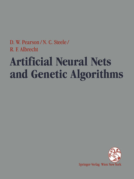Artificial Neural Nets and Genetic Algorithms - Coverbild