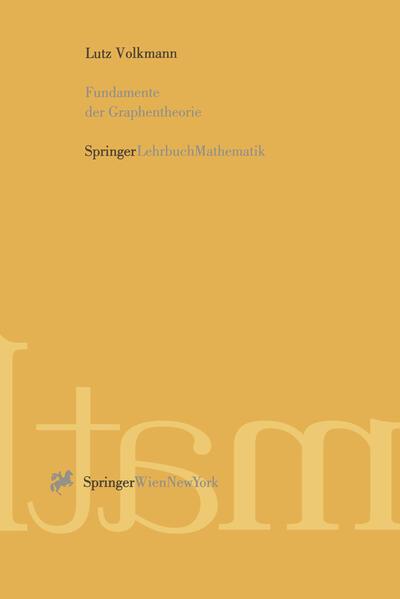 Fundamente der Graphentheorie - Coverbild