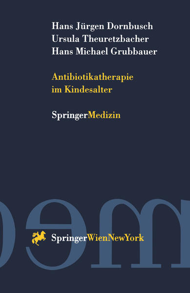 Antibiotikatherapie im Kindesalter - Coverbild