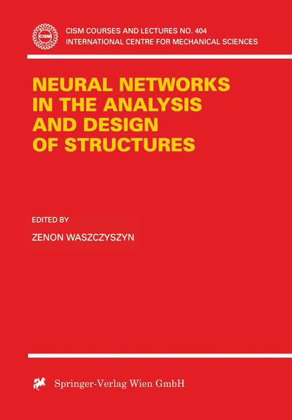 Neural Networks in the Analysis and Design of Structures - Coverbild