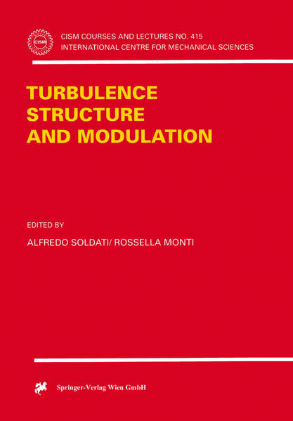 Turbulence Structure and Modulation - Coverbild