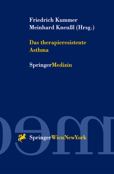 Das therapieresistente Asthma - Coverbild