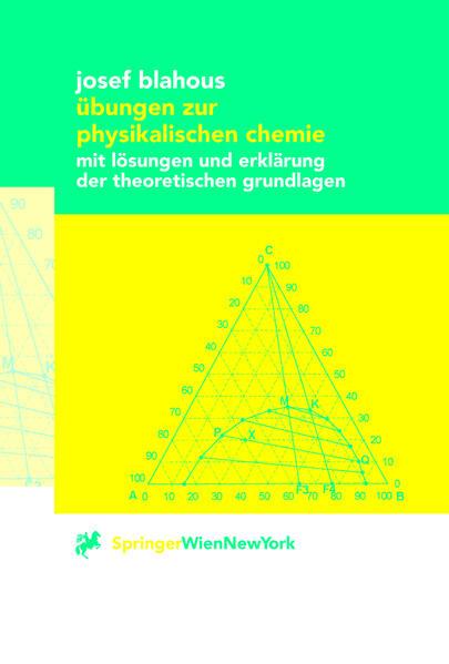 Übungen zur physikalischen Chemie - Coverbild