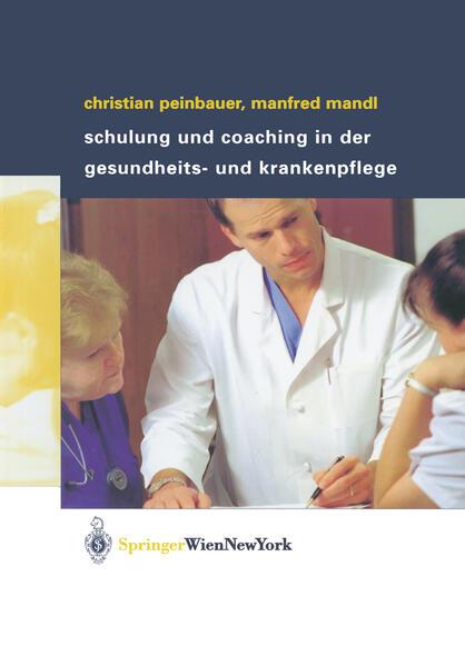 Schulung und Coaching in der Gesundheits- und Krankenpflege - Coverbild
