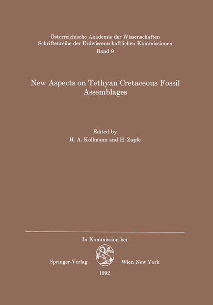 New Aspects on Tethyan Cretaceous Fossil Assemblages - Coverbild