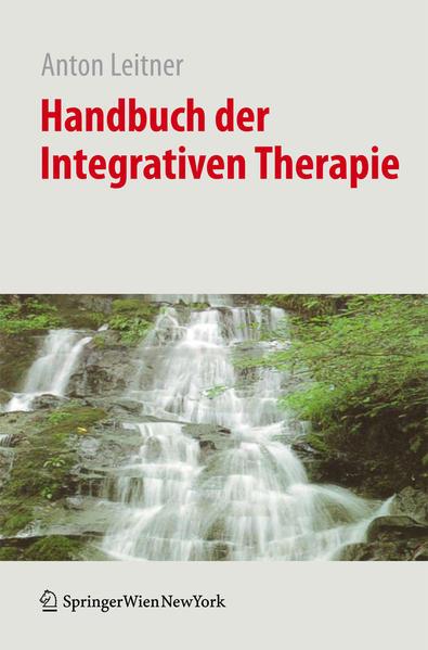 Handbuch der Integrativen Therapie - Coverbild