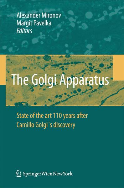 The Golgi Apparatus - Coverbild