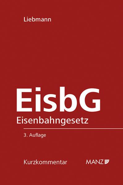 EisbG Eisenbahngesetz 1957 - Coverbild