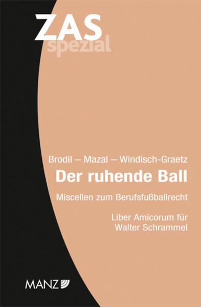 Der ruhende Ball - Coverbild