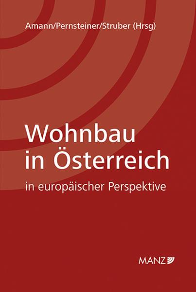 Wohnbau in Österreich - Coverbild