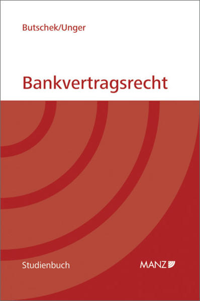 Bankvertragsrecht - Coverbild