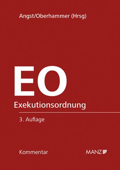 EO Kommentar zur Exekutionsordnung - Coverbild