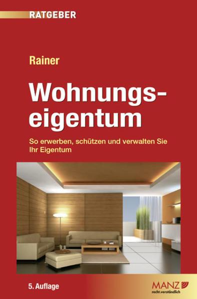 Wohnungseigentum - Coverbild
