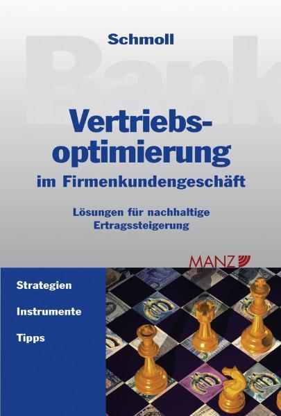 Vertriebsoptimierung im Firmenkundengeschäft - Coverbild