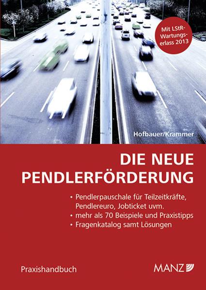 Die neue Pendlerförderung - Coverbild
