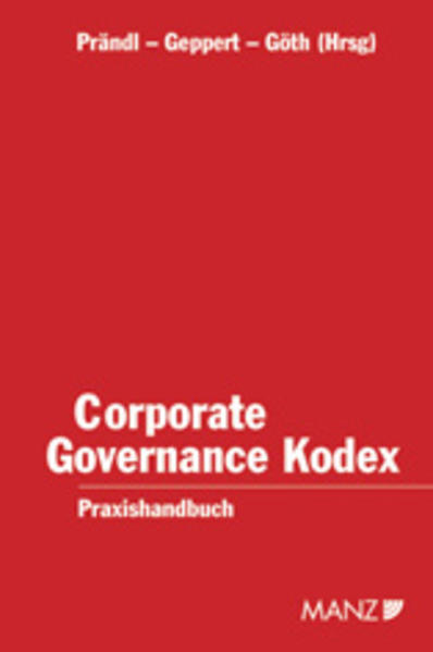 Corporate Governance Kodex - Coverbild