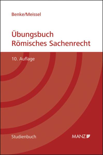 Übungsbuch Römisches Sachenrecht - Coverbild