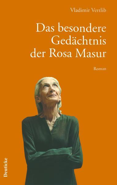 Das besondere Gedächtnis der Rosa Masur - Coverbild