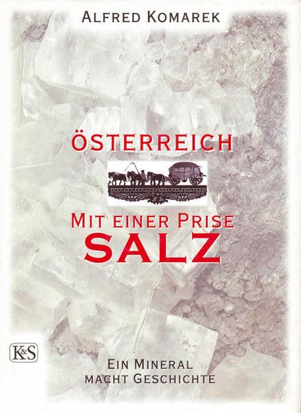 Österreich mit einer Prise Salz - Coverbild
