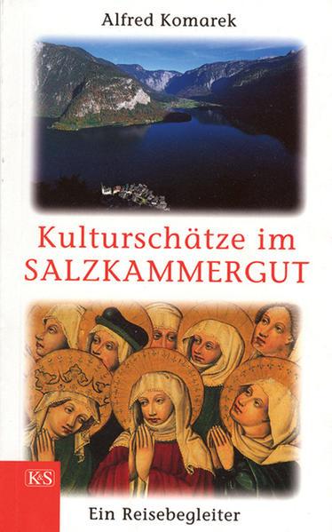 Kulturschätze im Salzkammergut - Coverbild