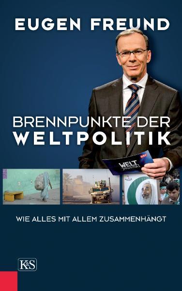 Brennpunkte der Weltpolitik - Coverbild