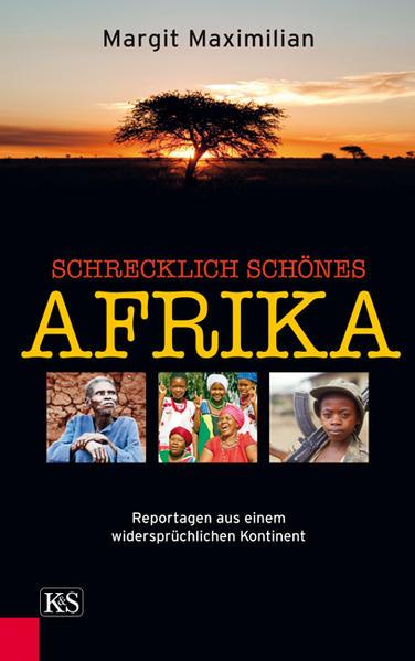 Schrecklich schönes Afrika - Coverbild