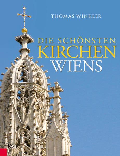 Die schönsten Kirchen Wiens - Coverbild