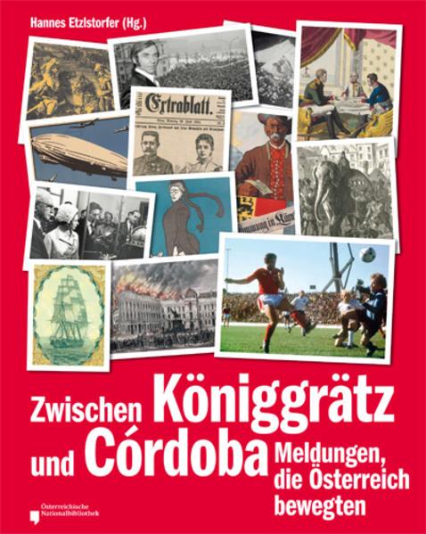 Zwischen Königgrätz und Cordoba - Coverbild