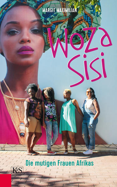 Woza Sisi - Coverbild