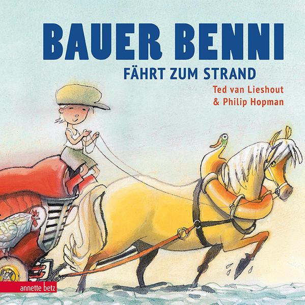 Bauer Benni fährt zum Strand - Coverbild