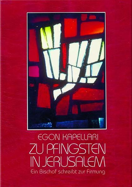Zu Pfingsten in Jerusalem - Coverbild
