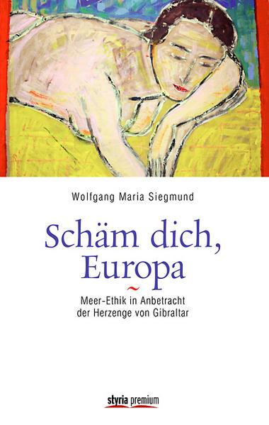 Schäm dich, Europa - Coverbild