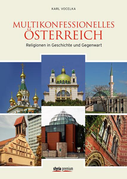 Multikonfessionelles Österreich - Coverbild