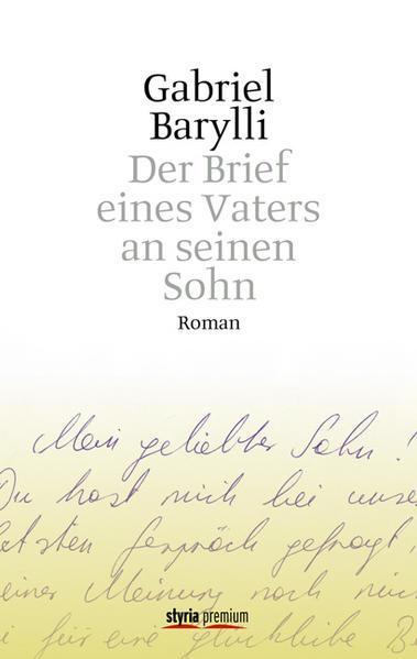 Der Brief eines Vaters an seinen Sohn - Coverbild